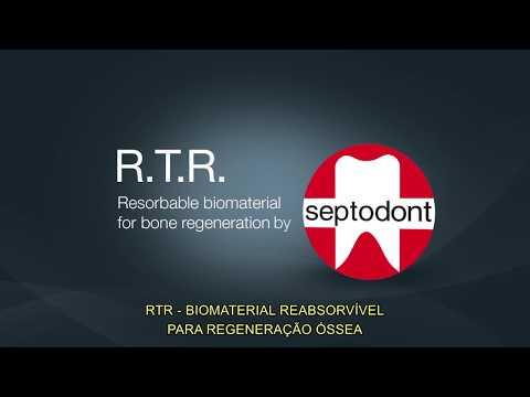 R.T.R. - Enxerto ósseo à base de β-fosfato tricálcio