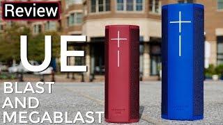 UE Blast And MegaBlast Review - Two Steps Forward, One Step Back