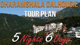 Dharmshala Dalhousie Tour
