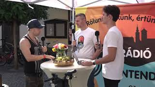 A Hét Embere - CORY / TV Szentendre / 2021.09.27.