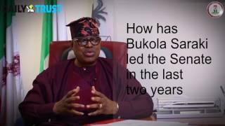 Sen Gbenga Ashafa on 2 years of Senate
