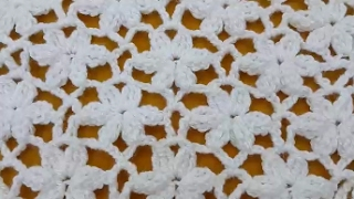 How To Crochet Flowers Stitch / Crochet Patterns # 3
