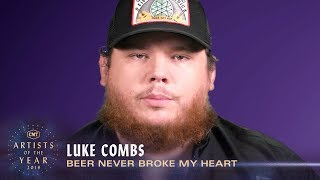 Luke Combs 'Beer Never Broke My Heart' | Hit Story