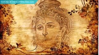 Instrumental – Hanuman Chalisa (Sitar, Flute & Santoor) – Aamit Wraj – 2014