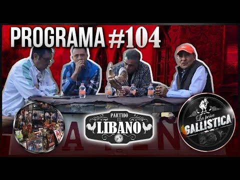 Navajas Bugarín Presenta: Entrevista Victor Tame El Libano
