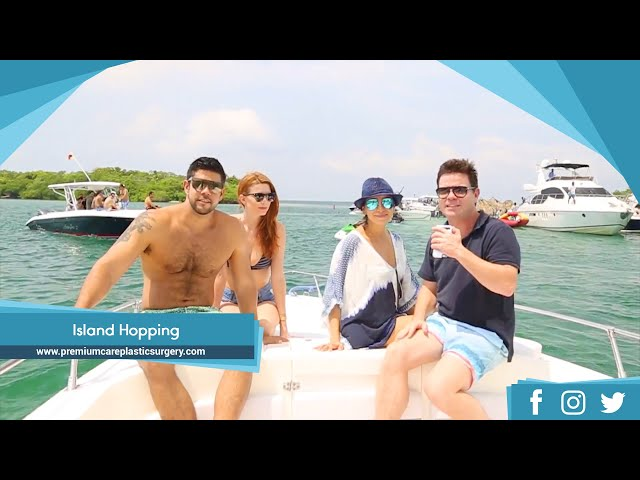 While in Cartagena Episode 5: Island Hopping