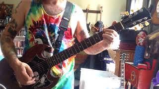 Frenzal Rhomb Guitar Lesson - 60, Beautiful And Mine