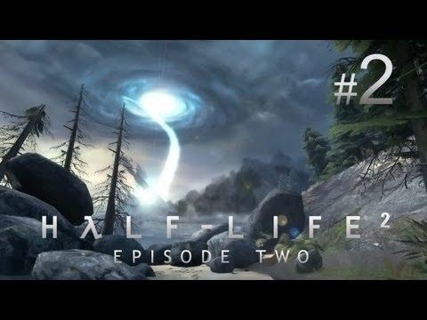 Прохождение Half-Life 2: Episode Two с Карном. Часть 2