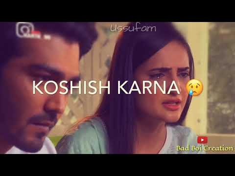 💔💔 ANAA VERY HEART TOUCHING DIALOGUE || pakistani drama status || bad boi creation