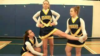 Cheerleading 101 - Basic Stunting