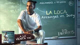 La Loca - Arcangel feat. Jory Boy (Video)