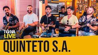 #ToNaLive - Quinteto S.A.
