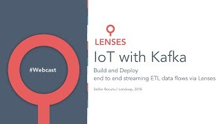 MQTT to Kafka to InfluxDB. Orchestrate the IoT data flows
