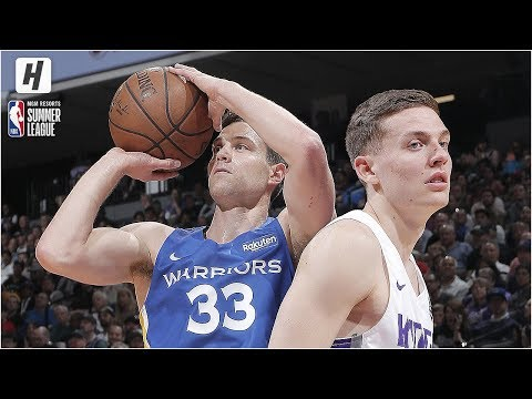 Golden State Warriors vs Sacramento Kings Full Game Highlights | July 1, 2019 NBA Summer League