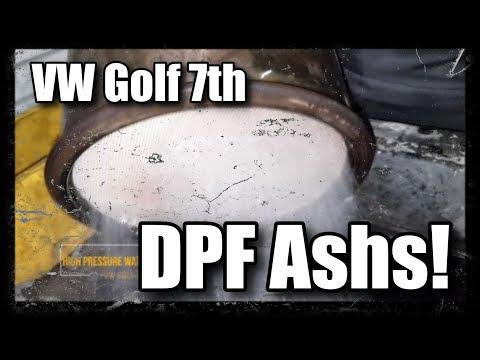 Volkswagen Golf 7th ' WoW DPF Ashs'