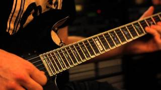 Engraved Disillusion - Thin Ice Studio 2014 (Part 3 - Guitars)