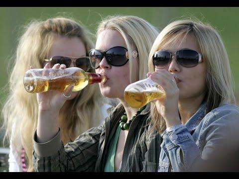 Проблема молодежного алкоголизма и пути его решения