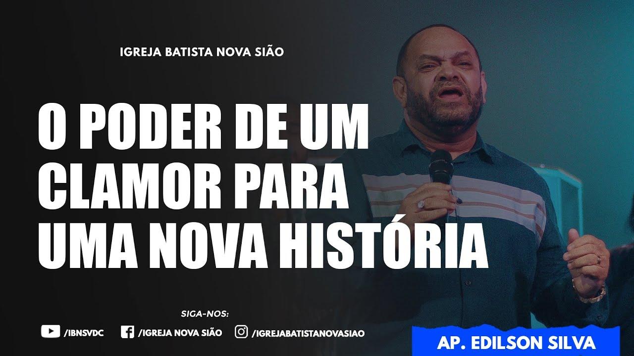 CULTO AO VIVO IGREJA NOVA SIÃO – TERÇA – FEIRA 16/02/2021