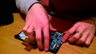 """Дисплей для планшета Nomi C070020 Corsa Pro 7"""" 3G  WJWX070138A-B Оригинал от компании Parts4Tablet - видео"""