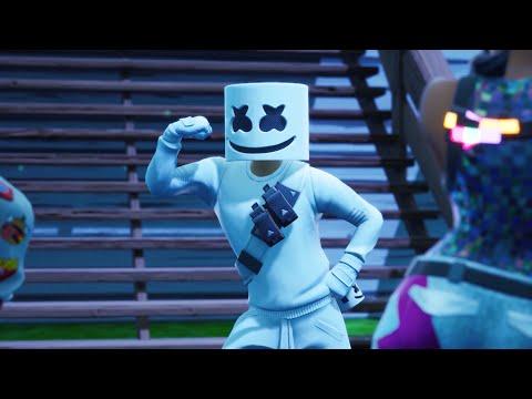 Marshmello - Find Me (Fortnite Music Video)