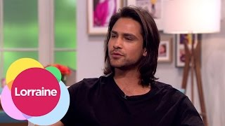 Luke Pasqualino - Typical Day For A Musketeer   Lorraine - ITV (2015)