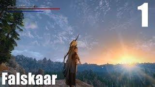 Skyrim Quest Mod: Falskaar Warning Valfred [1/7]