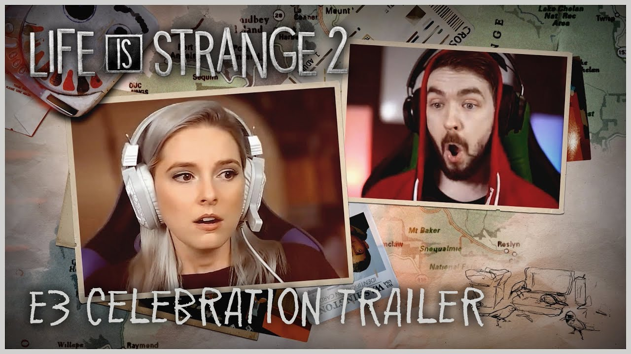 Life is Strange 2 - E3 Celebration Trailer