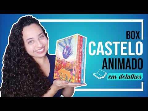 Explorando e folheando Box O Castelo Animado ? Diana Wynne | Karina Nascimento | Paraíso dos Livros