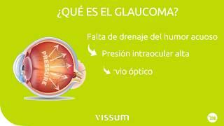 Glaucoma. Causas y tratamiento