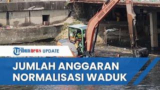 Cegah Banjir Ibukota, Pemprov Jakarta Kucurkan Rp1 Triliun untuk Normalisasi Sungai dan Waduk