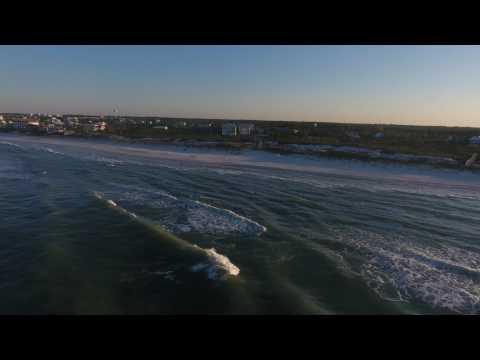 30A Sunrise Beach Aerial Mix May 7, 2017