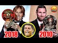 TOP 10 WORST BALLON D'OR WINNERS in FOOTBALL HISTORY