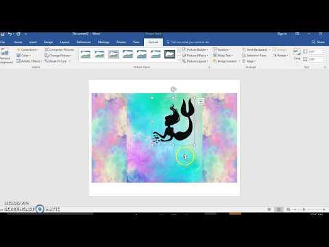 First Attempt Chip Bag Design Using Microsoft Word, DIY, Tutorial