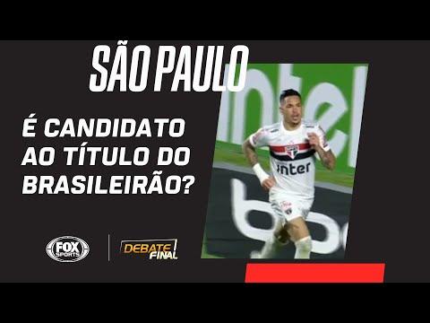 SÃO PAULO É CANDIDATO AO TÍTULO DO BRASILEIRÃO? | Debate Final