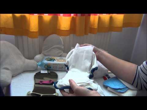 Accesorios para pañales de tela: Forros desechables y lavables