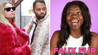 People Who Hate Fur Wear Faux Fur
