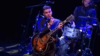 Asaf Avidan & Band - Ode To My Thalamus @ AB, Brussels, 2015-04-04