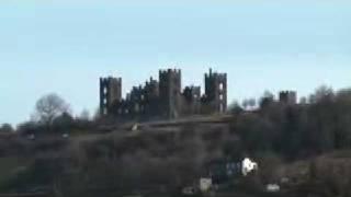 Riber Castle In Matlock Derbyshire  Feb 2009
