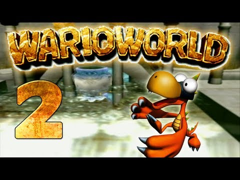Wario World Walkthrough Part 13 Final Boss Kampf Gegen Das Juwel