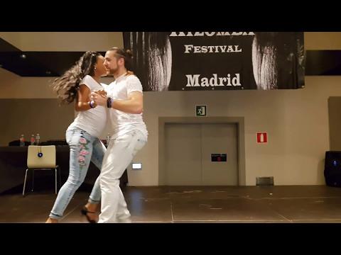 Isabelle & Fèlicien Feeling Kizomba Festival 2017