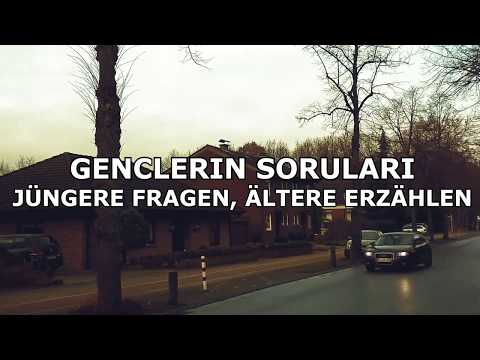 Genclerin Sorulari Jüngere fragen Ältere erzählen, Autoren: Jugendliche der Yanus Emre Mosche Marl