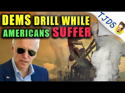 Democrats Subsidize DRILLING While Americans Suffer.