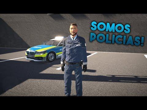Gameplay de Autobahn Police Simulator 2