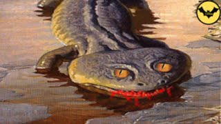 These 5 Prehistoric Amphibians Were Scarier Than Any Shark.