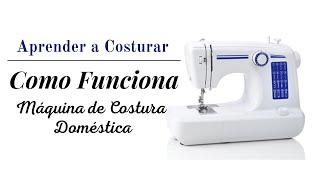 Aprender a costurar   Como usar Maquina de Costura   TRISTAR SM-6001 RESENHA