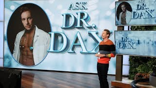 Dax Shepard Gives Racy Advice in 'Ask Dr. Dax'