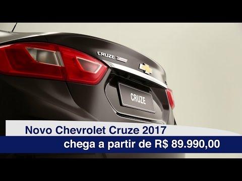 Chevrolet Cruze 2017 | New | Lançamento | motoreseacao