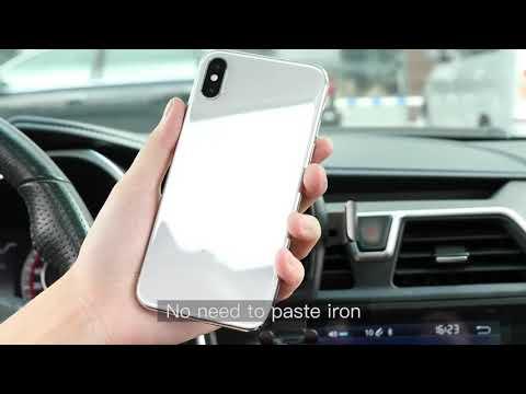Беспроводное зарядное устройство Baseus для телефона в авто !