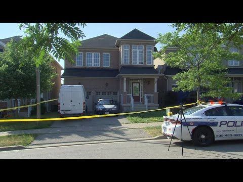 Police investigating after man found shot dead inside Brampton home