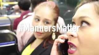 Is it Rude to Talk on the Phone on METRO?